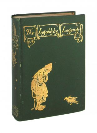 The Ingoldsby Legends of Mirth and Marvels. Thomas Ingoldsby, Arthur Rackham