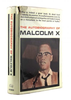 The Autobiography of Malcolm X. Malcolm X., Alex Haley