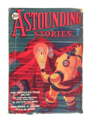 Astounding Stories, Vol. V, no. 2, February, 1931. Charles W. Diffin, Anthony Gilmore, H W....