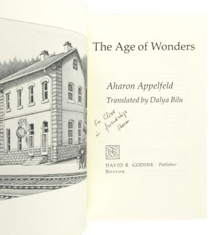The Age of Wonders [Signed]