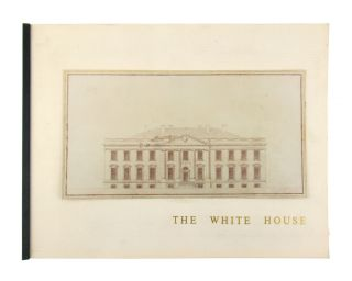 Exterior Restoration Project: The White House 1980 - 1992