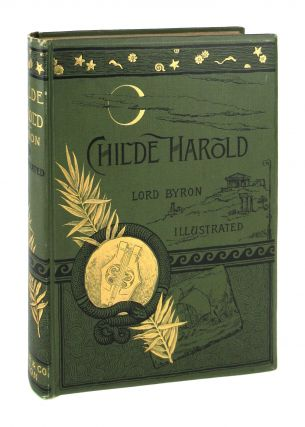 Childe Harold's Pilgrimage: A Romance. ron