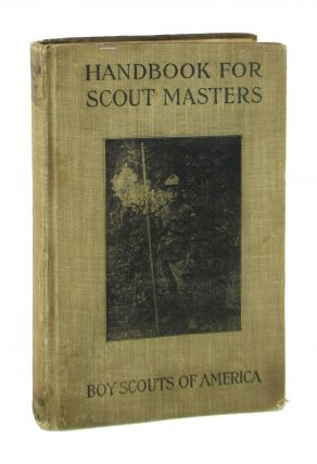 Handbook for Scout Masters / Boy Scouts of America. Boy Scouts of America