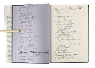 Protect and Defend [Signed by Nancy Pelosi and 117 Other Washington VIPs]
