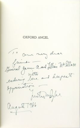 Oxford Angel: The 91st General Hospital in World War II [Signed]
