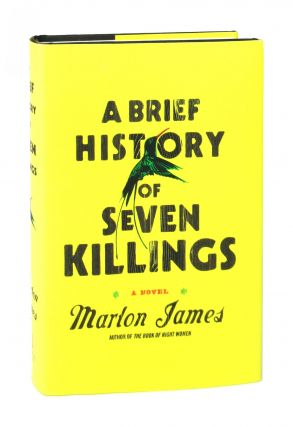A Brief History of Seven Killings. Marlon James