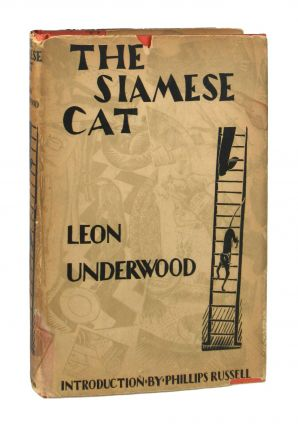 The Siamese Cat. Leon Underwood, Phillips Russell, intro