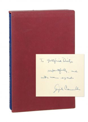 Reclaiming the American Dream [Inscribed and Signed to Gottfried Dietze]. Richard C. Cornuelle