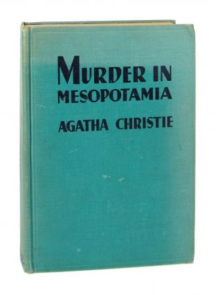 Murder in Mesopotamia. Agatha Christie