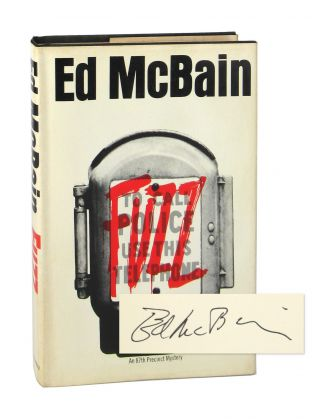 Fuzz: An 87th Precinct Mystery [Signed]. Ed McBain