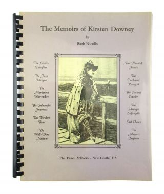 The Memoirs of Kirsten Downey. Barb Nicolls