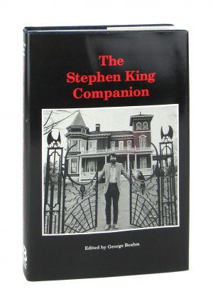 The Stephen King Companion [Limited Edition, Signed by the Editor]. Stephen King, George Beahm, ed
