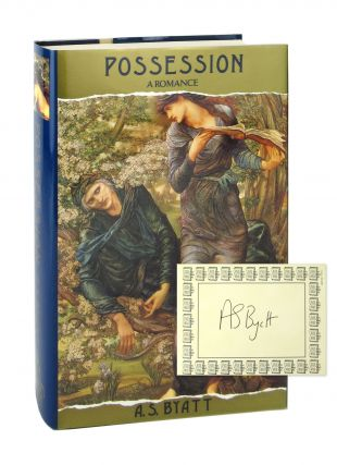 Possession [Signed Bookplate Laid in]. A S. Byatt