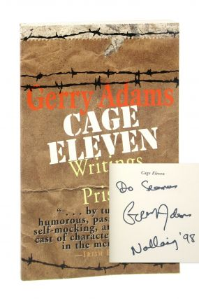 Cage Eleven [Signed]. Gerry Adams