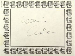 The Seven Ages [Signed Bookplate Laid in]