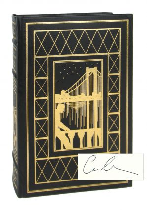 The Alienist [Signed]. Caleb Carr