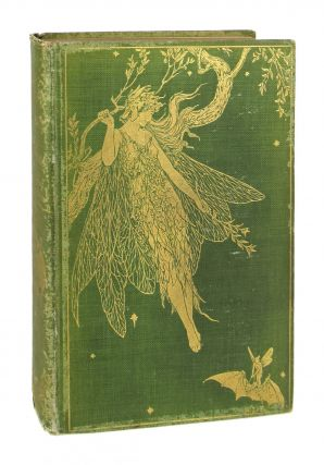 The Olive Fairy Book. Leonora Blanche Alleyne, Andrew Lang, H J. Ford, ed., binding