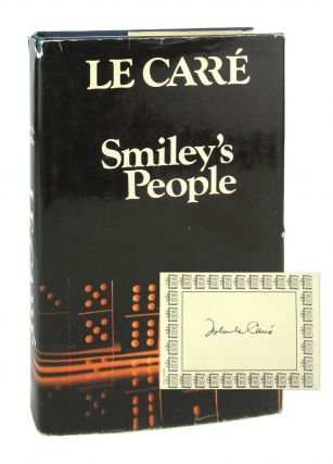 Smiley's People [Signed Bookplate Laid in]. John Le Carr&eacute