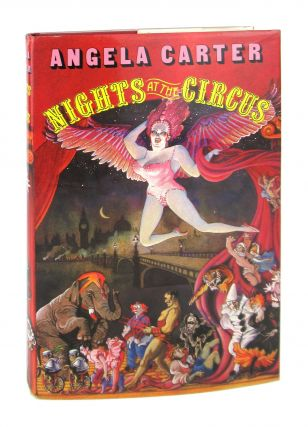 Nights at the Circus. Angela Carter