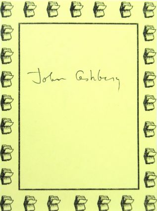 Notes from the Air: Selected Later Poems [Signed Bookplate Laid in]