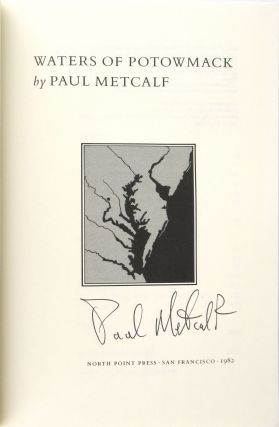 Waters of Potowmack [Signed]