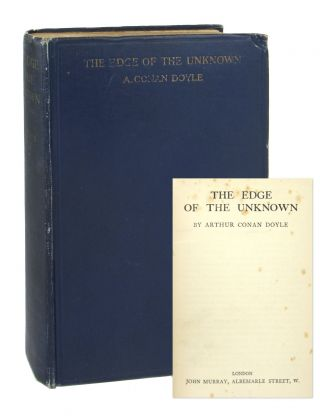 The Edge of the Unknown. Arthur Conan Doyle