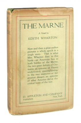 The Marne. Edith Wharton