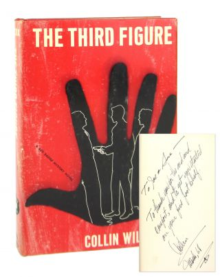 The Third Figure [Inscribed and Signed