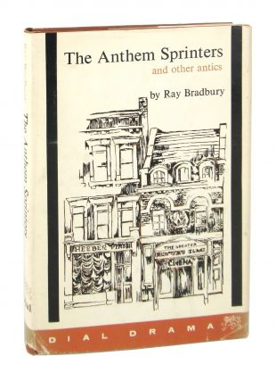 The Anthem Sprinters and Other Antics [Signed Bookplate Laid in]