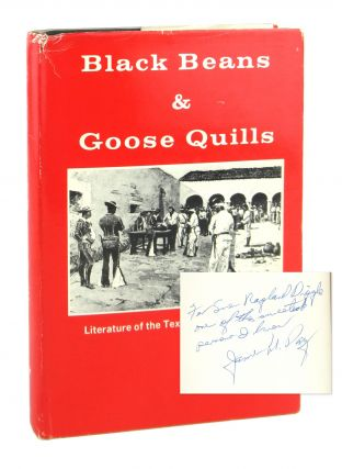Black Beans & Goose Quills: Literature of the Texan Mier Expedition. James M. Day