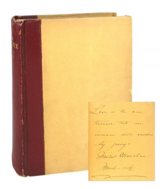 The Phoenix, Vol. 1, nos. 1-6, June-November, 1914 [Inscribed and Signed]. Michael Monahan, ed