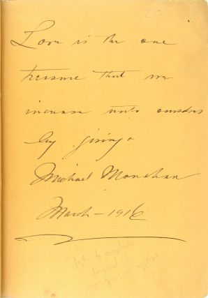 The Phoenix, Vol. 1, nos. 1-6, June-November, 1914 [Inscribed and Signed]