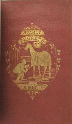 Stable Secrets; or, Puffy Doddles, His Sayings and Sympathies