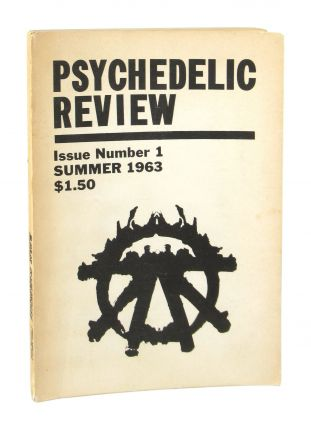 Psychedelic Review: Volume 1 Issue Number 1, Summer 1963. Paul Lee, Ralph Metzner, Timothy Leary,...