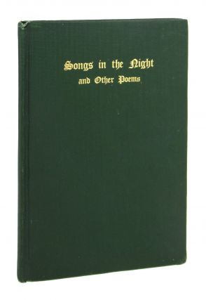 Songs in the Night and Other Poems. James B. Durand, Silas H. Durand