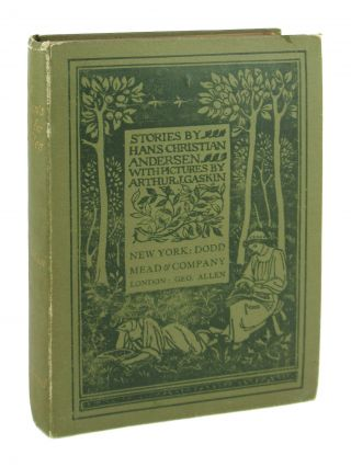Stories & Fairytales: Volume 1 [Volume 1 of 2 only]. Hans Christian Andersen, H Oskar Sommer,...