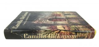 Camilla Dickinson [Signed Bookplate Laid in]