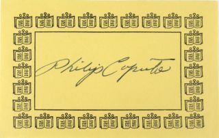 A Rumor of War [Signed Bookplate Laid in]