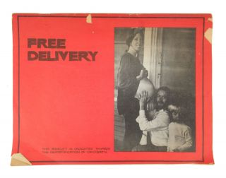 Free Delivery: This Booklet is Dedicated Towards the Demystification of Childbirth [Wrapper...