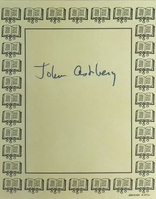 As We Know [Signed Bookplate Laid in]