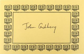 Can You Hear, Bird: Poems [Signed Bookplate Laid in]