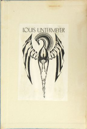 Thirteen O'Clock: Stories of Several Worlds [with Louis Untermeyer Bookplate]