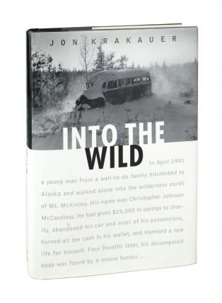 Into the Wild. Jon Krakauer