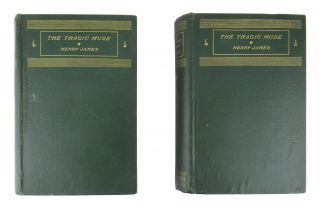 The Tragic Muse [Two Volumes]