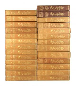 The Writings in Prose and Verse of Rudyard Kipling [26 Volumes of Outward Bound Edition]. Rudyard...