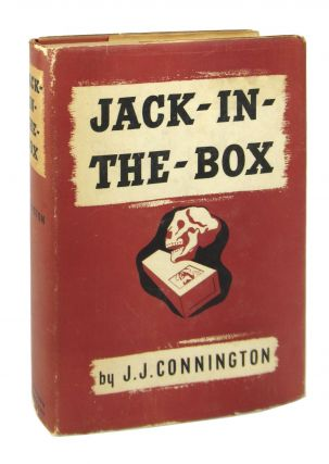 Jack-in-the-Box. J J. Connington, a k. a. Alfred Walter Stewart