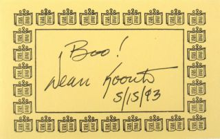 The Haunted Earth [Signed Bookplate Laid in]