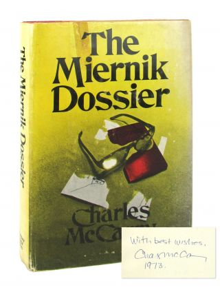 The Miernik Dossier [Signed]. Charles McCarry