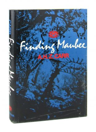 Finding Maubee. A H. Z. Carr