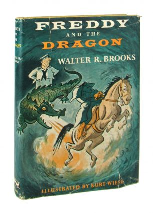 Freddy and the Dragon. Walter R. Brooks, Kurt Wiese